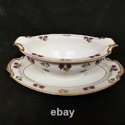 Vintage Noritake Avalon 5150 Fine China Dinnerware Set 57 Pcs