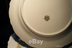 Vintage Noritake M Scalloped Edge Fine China Dinnerware Set 95 Pieces Extra Nice