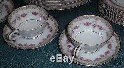 Vintage Noritake Ridgewood Dinnerware China 32 Piece 8 Person Setting GREAT FIND