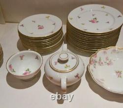 Vintage Rosenthal Selb Germany Winifred 72 piece Dinnerware Set