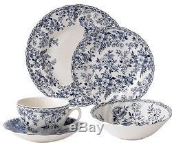 Wedgwood Johnson Brothers Devon Cottage 20-piece Dinnerware Set ...
