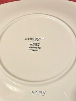Wedgwood Nantucket Basket 260th Anniversary 26-Piece Dinnerware Set Brand New