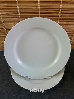 Williams Sonoma Essential White 12pc All Purpose Dinnerware